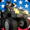 Mine Monster Truck Survival 3D icon