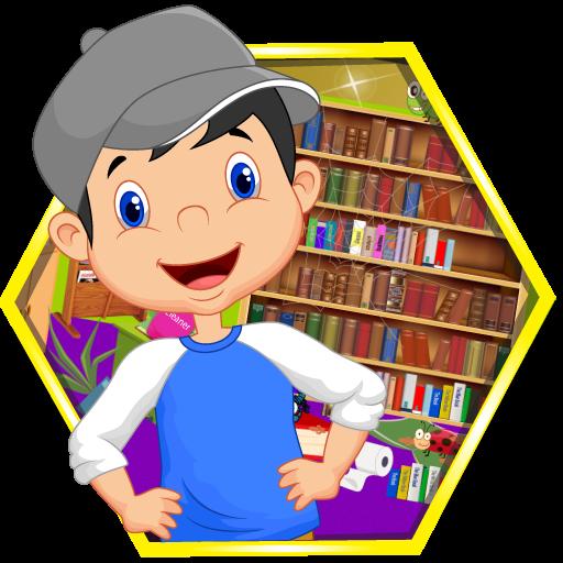 本屋のクリーンアップ&デコレーション 休閒 LOGO-玩APPs