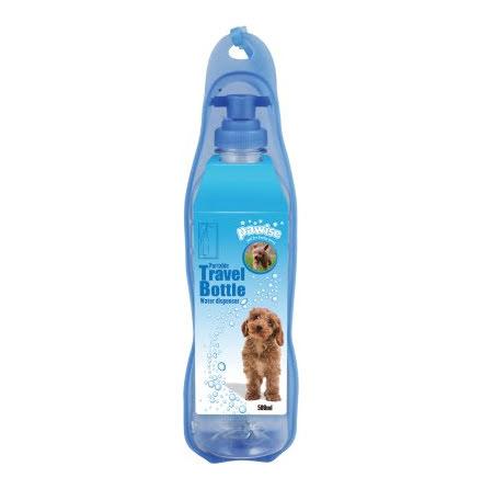 Vattenflaska/Skål Hund 500ml