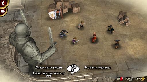 Traitors Empire Card RPG 0.73 screenshots 7