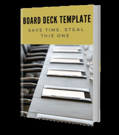 board deck template