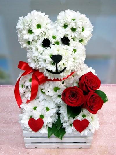 Flores Para El Día De La Madre A Domicilio