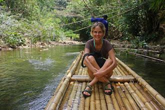Photo: Бамбуковый плот
