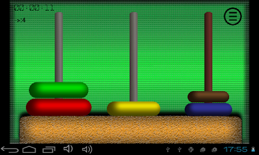 Tower of Hanoi 9