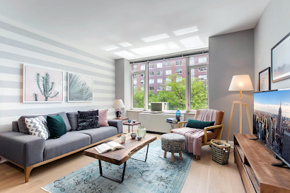 North End Avenue Furnished Apartment Financial district