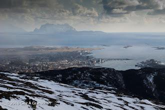 Photo: Bodø, from Keiservarden