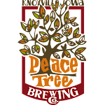 Logo for Peace Tree Brewing Co.