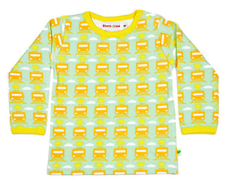 Sture & Lisa T-shirt Train