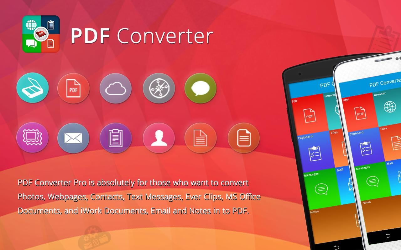 PDF Converter:Documents To PDF- スクリーンショット