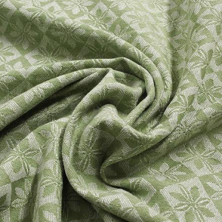 Madrassväv Bolster - grön