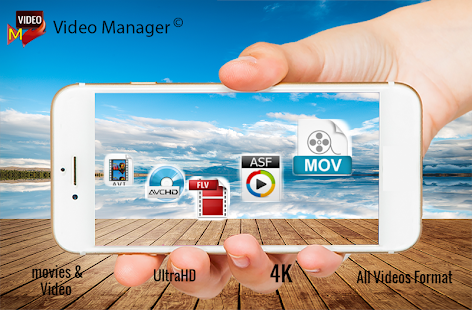 Video Manager - náhled