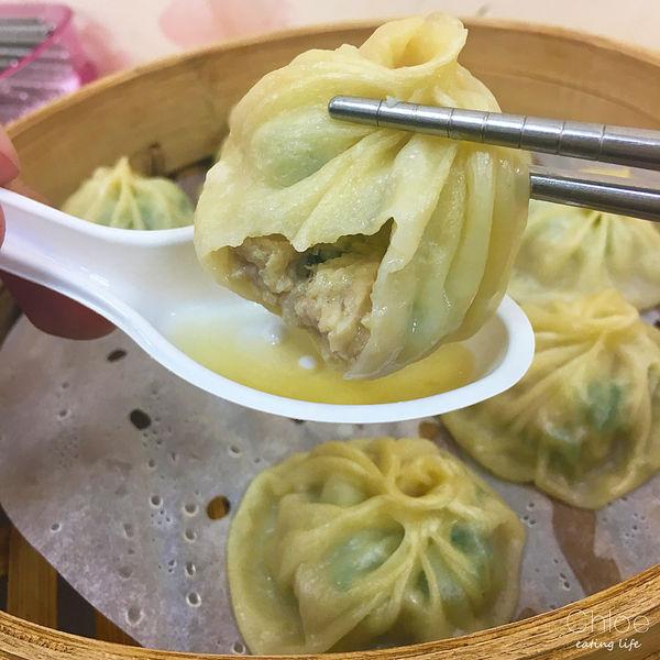|台北|臨江/通化夜市必吃美食-正好鮮肉小籠湯包.皮薄爆漿的好滋味 大安區美食/夜市美食