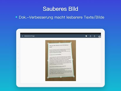 CamScanner - Mobile Scanner App to PDF Screenshot