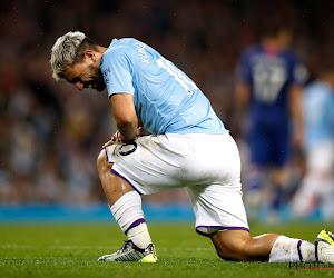 Malgré la blessure, Manchester City croit encore en Sergio Agüero