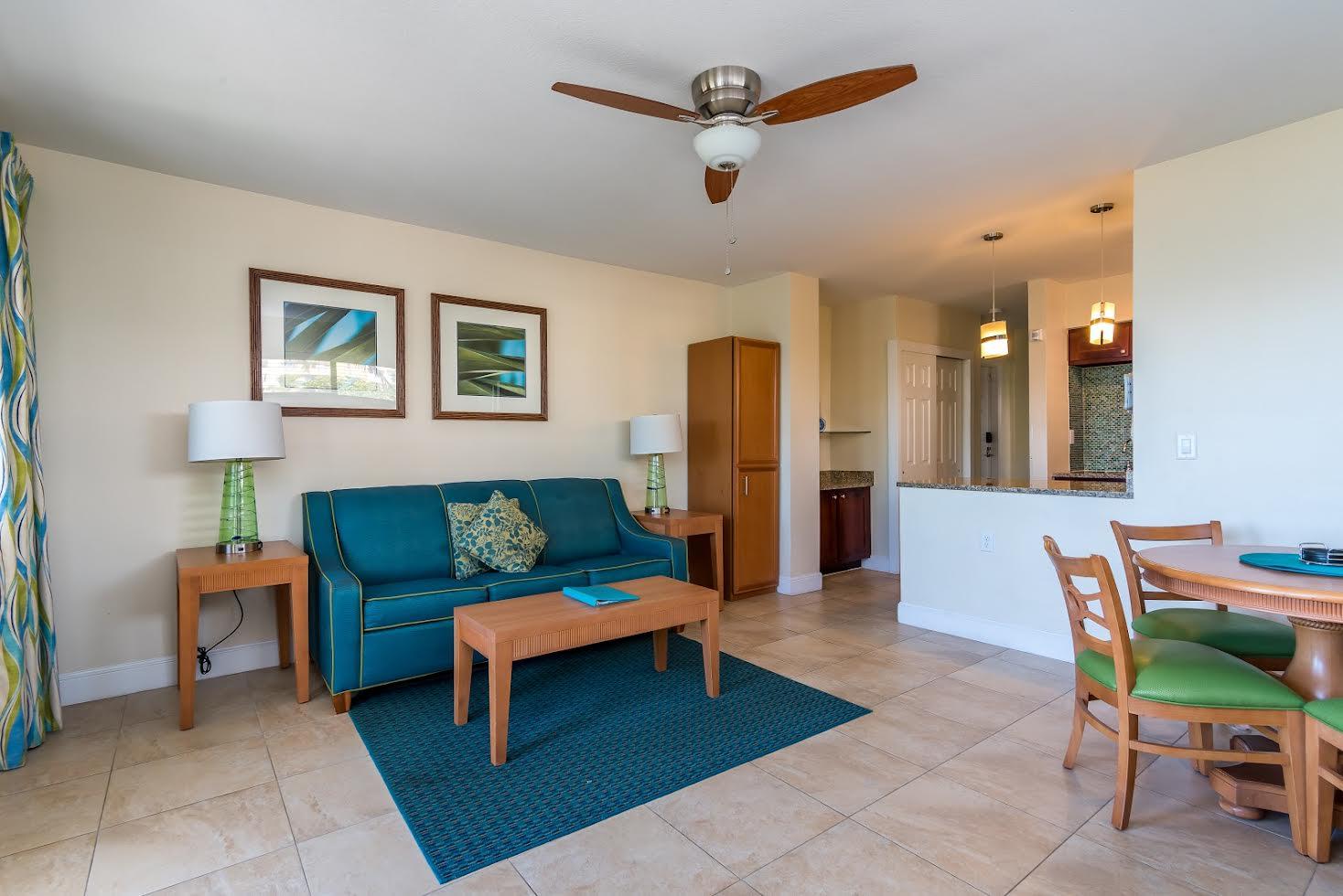 One Bedroom Oceanfront Picture Number 6