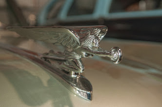 Photo: '30 Packard Hood Ornament