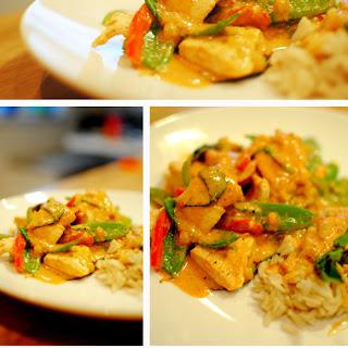 Panang Curry Recipe