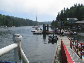 Photo: Bamfield