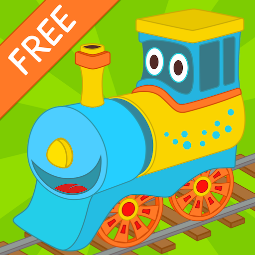 Game Train for Kids - Free