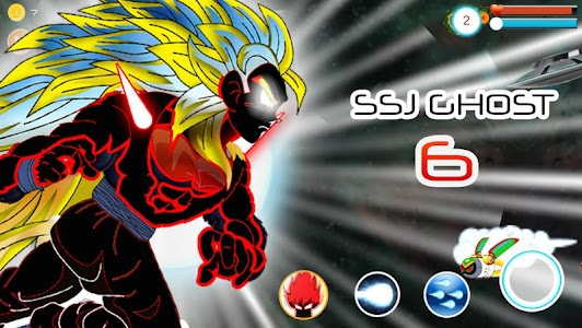 Dragon Ghost Saiyan Warrior Z v2.0.3 (Mod Power)