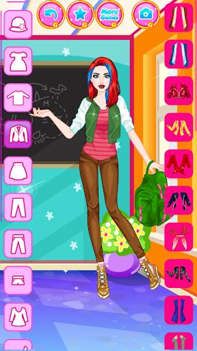High School Dress Up For Girls 1.0.6 screenshots 22