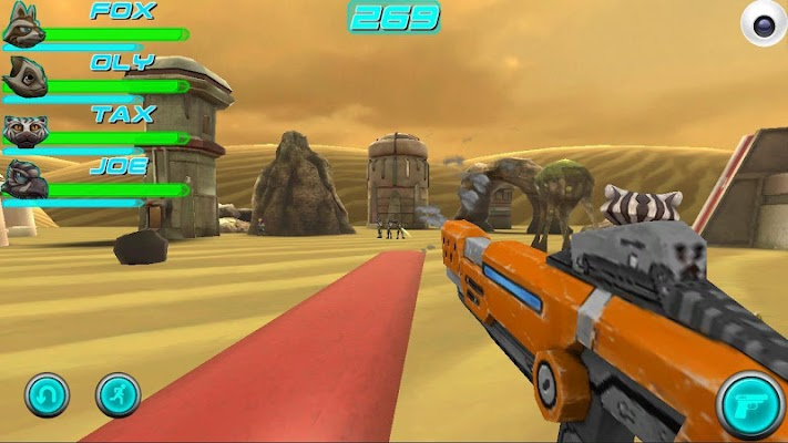 Star Force God Mode - screenshot