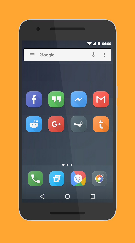 Toca UI - Icon Pack Screenshot