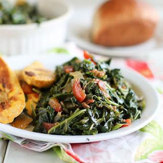 Callaloo Jamaican Greens Recipes