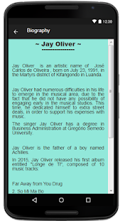 Jay Oliver  Lyrics Music - náhled
