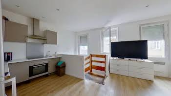 Appartement 2 pièces 34,57 m2