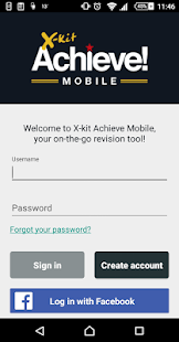 X-kit Achieve Mobile- screenshot thumbnail