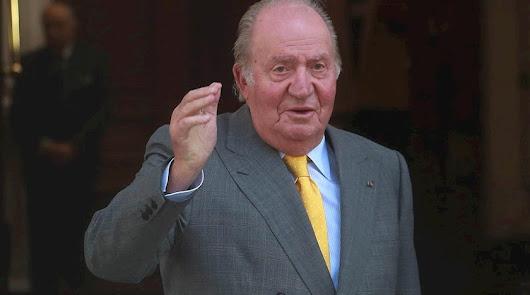 Juan Carlos I paga 680.000 euros a Hacienda para regularizar su situación fiscal