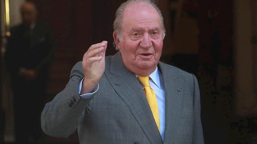 Juan Carlos I ha hecho una declaración sin requerimiento previo y ha saldado su deuda.