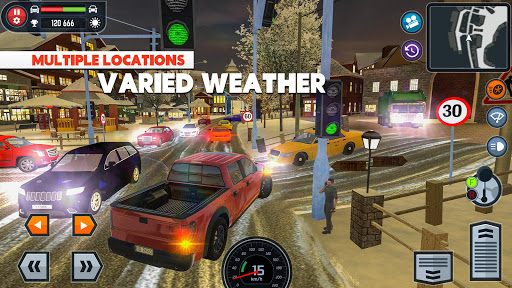 ud83dude93ud83dudea6Car Driving School Simulator ud83dude95ud83dudeb8  screenshots 4