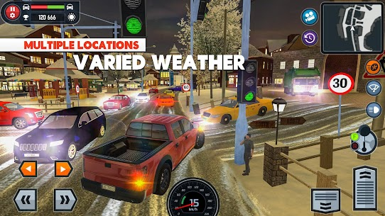 🚓🚦Car Driving School Simulator 🚕🚸 App Download For Android and iPhone 4