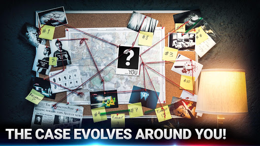Duskwood - Crime & Investigation Detective Story 1.4.6 screenshots 7