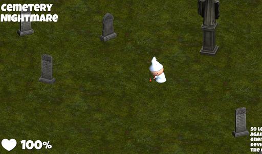 Cemetery Nightmare