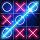 Tic Tac Toe Glow (game)