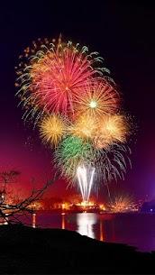 Fireworks Live Wallpaper 2.7 Mod + Data Download 3
