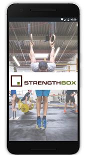StrengthBox - náhled