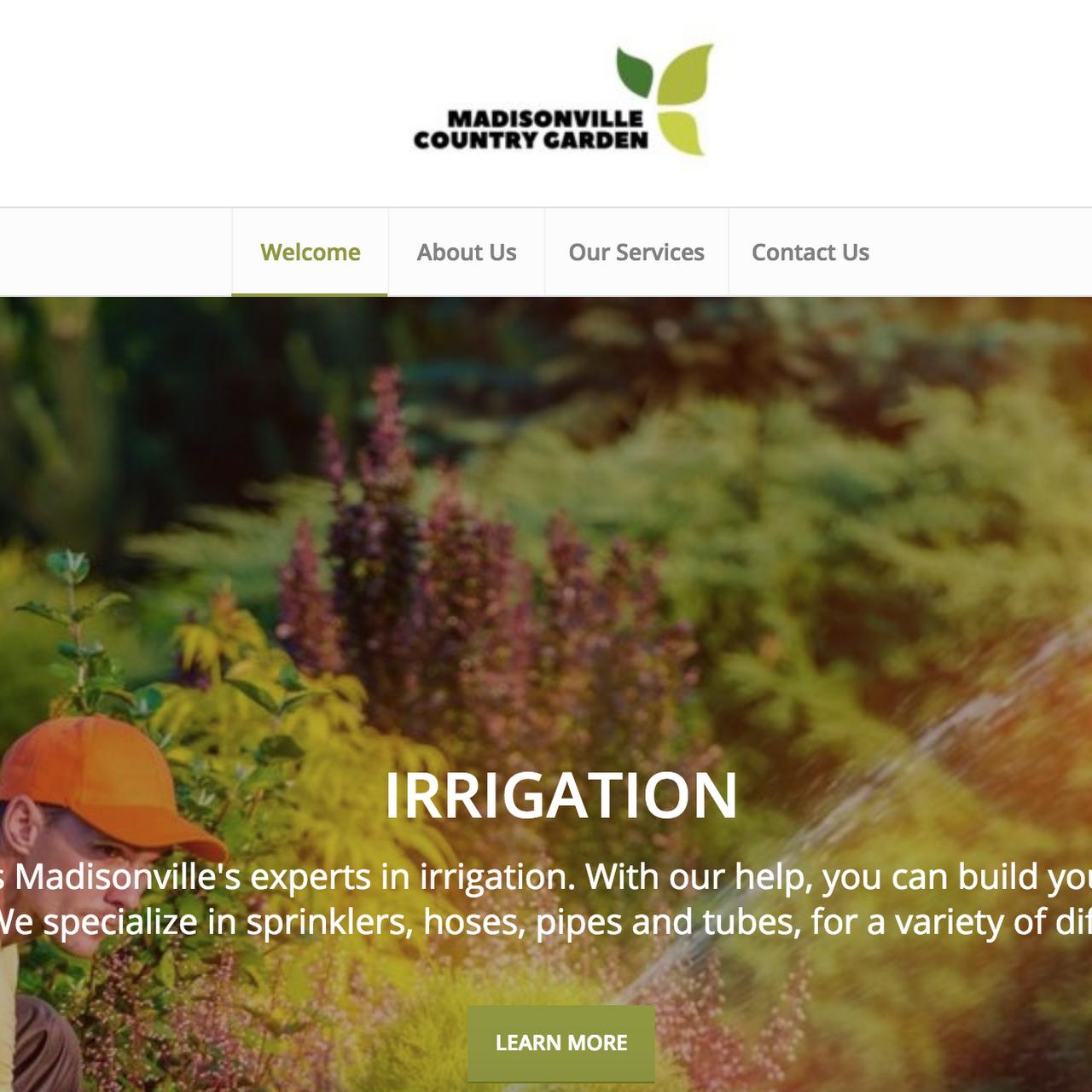 Madisonville Country Garden Center - Landscaper in Madisonville