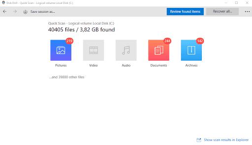 Mengembalikan File yang Terhapus di Laptop