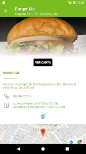 Burger ME - náhled