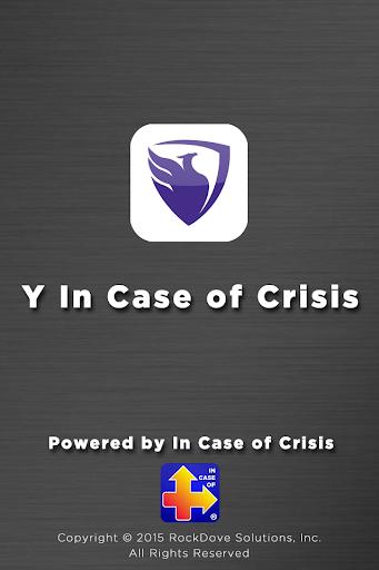 Y In Case of Crisis
