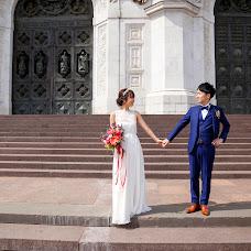 Wedding photographer Anastasiya Andreeva (AndreevaNastis). Photo of 10.07.2017