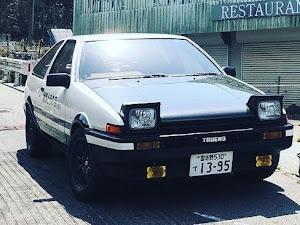 スプリンタートレノ AE86 AE86 GT-APEX 58年式のカスタム事例画像 lemoned_ae86さんの2020年03月01日19:45の投稿