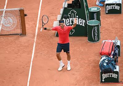 Roger Federer heeft beslissing genomen en zal niet te zien zijn in de achtste finales op Roland Garros