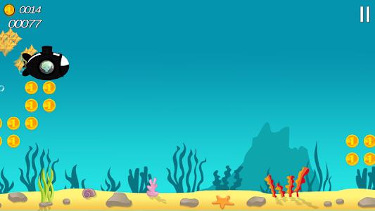 Black Cat Underwater Mission screenshot 3
