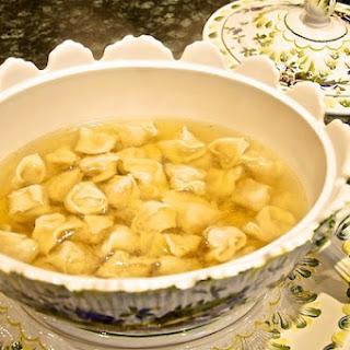 Tortellini Fatti in Casa (Homemade Tortellini) Recipe