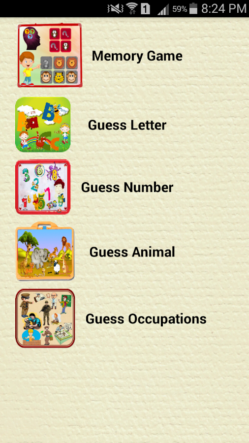 English Kids App- screenshot